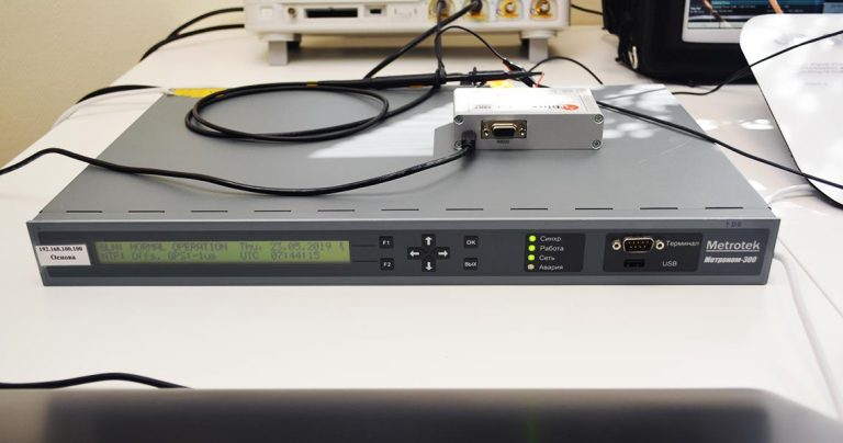 Evaluating the Vulnerability of an Meinberg's LANTIME M300 Time Server to GPS Spoofing