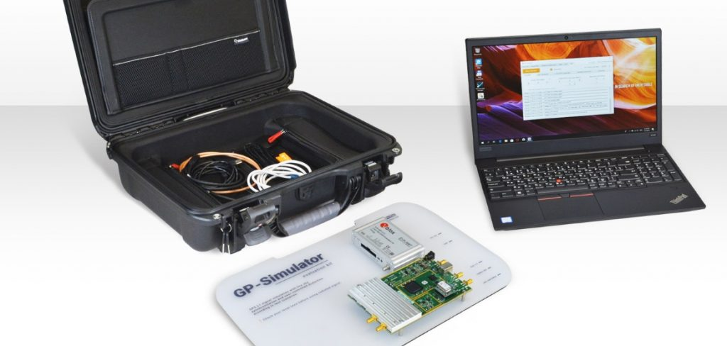 spoofing resistance testing of the GPS receiver