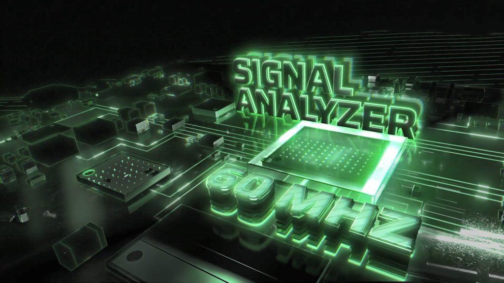 Application - GNSS signal analyzer