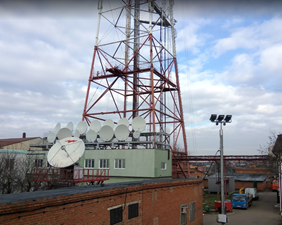 DVB-T2 Transmitter View