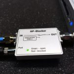 RF-Switch for GNSS Receiver Protection Against GNSS Spoofing